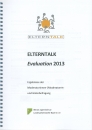 ELTERNTALK Evaluation 2013