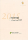 ELTERNTALK Evaluation 2015
